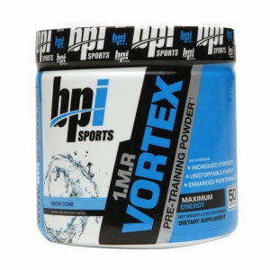 BPI Sports 1.M.R Vortex, Snow Cone, 5.3 oz