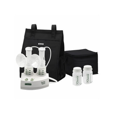 Evenflo Ameda Purely Yours Double Electric Breast Pump