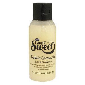 Boots Keep it Sweet Bath & Shower Gel Mini Vanilla Cheesecake