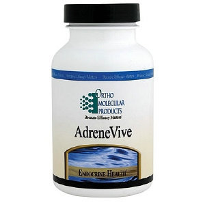 Ortho Molecular Products AdreneVive, 60 ea