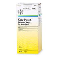 Keto-diastix Strips Keto-diastix Reagent Strips For Urinalysis, tests For Urine, glucose