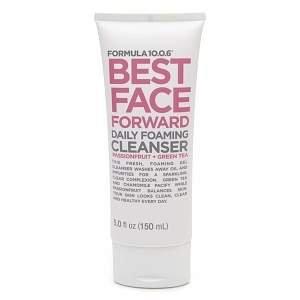 Formula 10.0.6 Best Face Forward Daily Foaming Cleanser, 5 fl oz