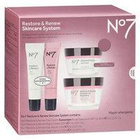 Boots No7 Restore & Renew Skin Care Kit, 1 ea