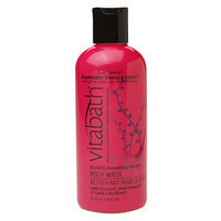 Vitabath Raspberry Vanilla Velvet Body Wash