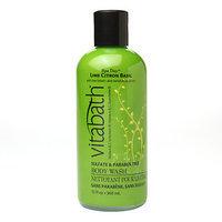 Vitabath Body Wash, Lime Citron Basil, 12 fl oz