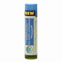 Avalon Organics Refreshing Peppermint Green Tea Lip Balm