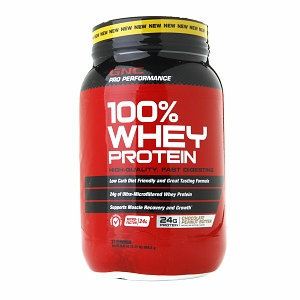 GNC Pro Performance 100% Whey Protein - Chocolate Peanut Butter