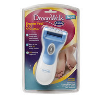 Dr. Scholl's DreamWalk Express Pedi Foot Smoother, 1 ea