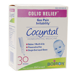 Emerson Healthcare Boiron Cocyntal Colic Relief Homeopathic Medicine 30 doses