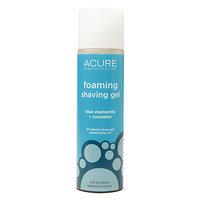 Foaming Shaving Gel Acure Organics 6.25 oz Gel