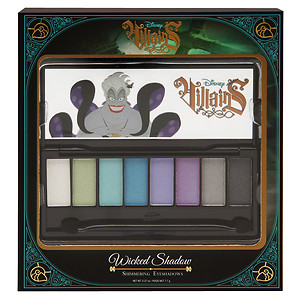 wet n wild Disney Villains Ursula Wicked Shadow Shimmering Eyeshadows