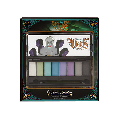 Wet 'n' Wild Wet n Wild Disney Villains Wicked Shadow Shimmering Eyeshadows, Ursula, .27 oz