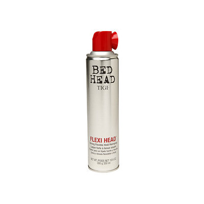 Bed Head Flexi Head - Strong Flexible Hold Hairspray by TIGI for Unisex - 10.6 oz Hairspray