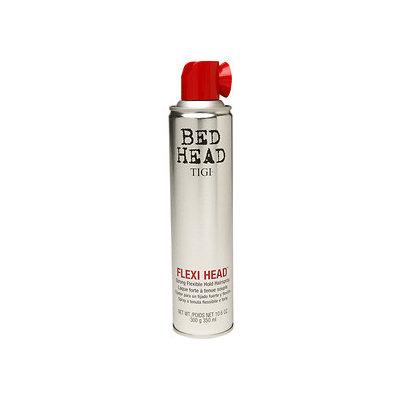 Bed Head Flexi Head - Strong Flexible Hold Hairspray by TIGI for Unisex - 10.6 oz Hairspray