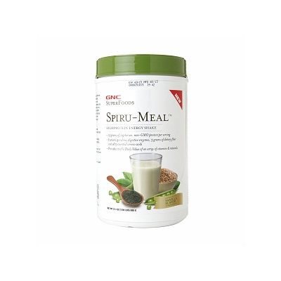GNC SuperFoods Spiru-Meal(tm) - Vanilla