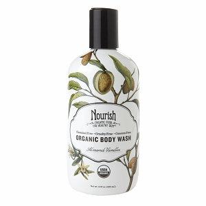 Nourish Organic™ Body Wash Almond Vanilla