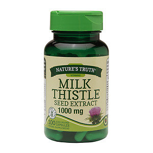 Nature's Truth Milk Thistle Seed Extract 1000mg, 100 ea