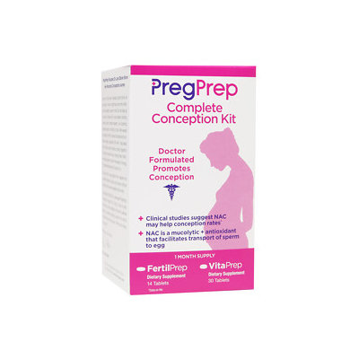 PregPrep Complete Conception Kit, 1 ea