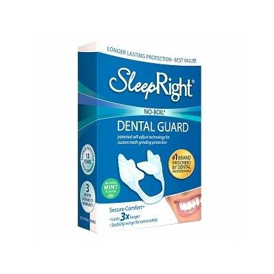 SleepRight Select Secure Comfort Dental Guard, Mint, 1 ea