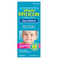 Mylicon Infant Gas Relief Drops Original Formula, 1 oz