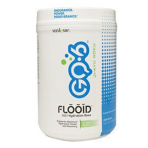 Gq6 GQ-6 - Flooid 321 Hydration Base Green Apple - 960 Grams
