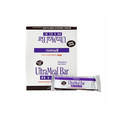 Metagenics - UltraMeal Bar RICE Chocolate Fudge - 12 Bars