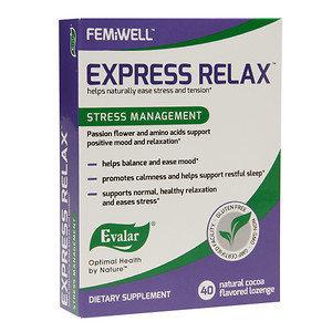 Express Relax Evalar 40 Lozenge