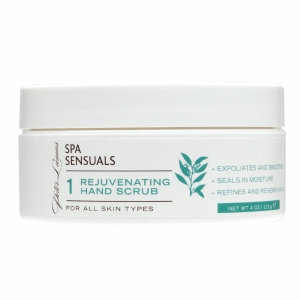 Peter Lamas Spa Sensuals Rejuvenating 4-ounce Hand Scrub