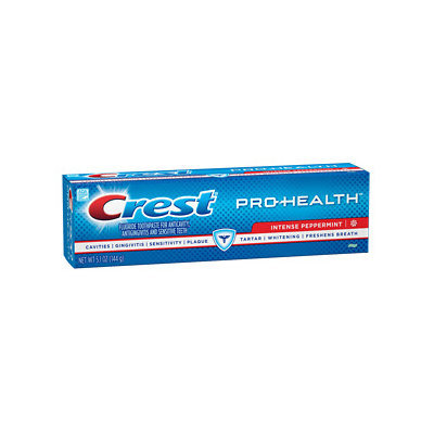 Crest Pro Health Crest Pro-Health Toothpaste, Intense Peppermint