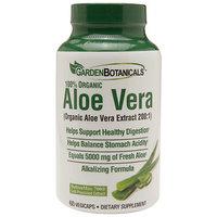 Garden Botanicals Aloe Vera, 60 ea
