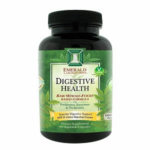 Emerald Labs Digestive Health, 90 Capsules, Ultra Laboratories