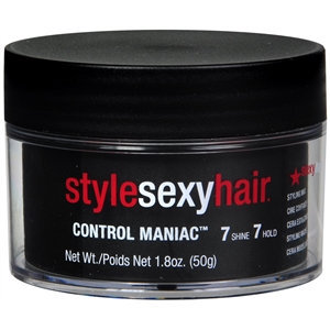 Sexy Hair Concepts Style Sexy Hair Control Maniac Styling Wax