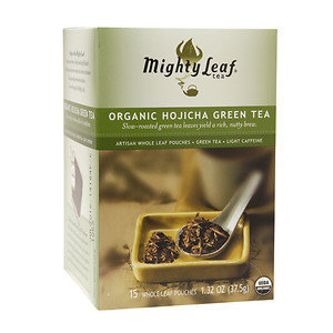 Mighty Leaf Tea - Organic Hojicha - 15 count box