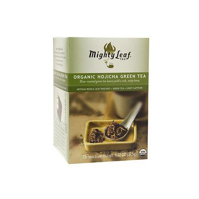 Mighty Leaf Tea - Organic Hojicha - 15 count box