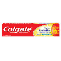 Colgate Tartar Protection With Whitening Toothpaste, 4 oz
