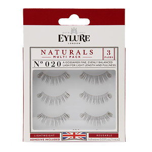 a4c6b809fea Eylure Naturals MultiPack Lash, 3 pairs, 3 ea Reviews 2019 Page 2