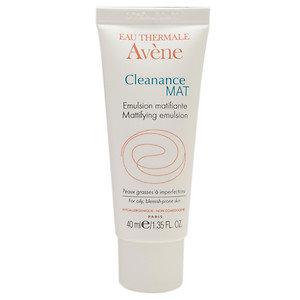 Avene Cleanance Mat Mattifying Emulsion, 1.35 oz
