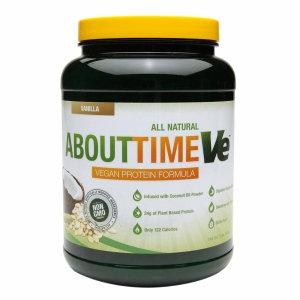 SDC NUTRITION About Time Ve, Vanilla, 2 lbs (908g)