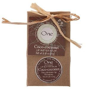 One Shea Butter Lip Balm Coco-Coconut