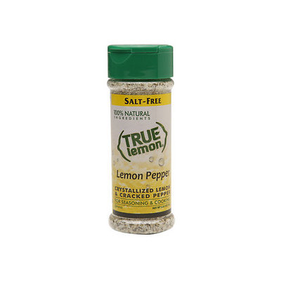 True Citrus Seasoning Lemon Pepper Shaker 2.85 Oz Pack Of 6