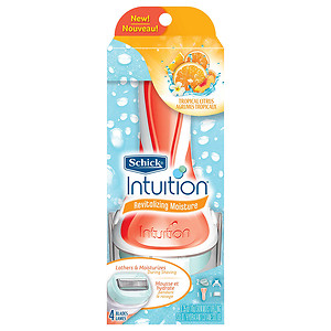 Schick Intuition Revitalizing Moisture Razor Women