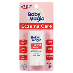 Baby Magic Eczema Healing Balm, .5 oz