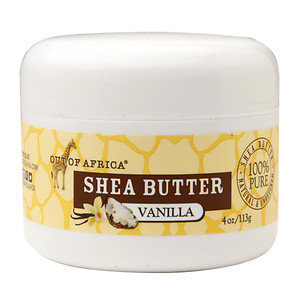 Out Of Africa Shea Butter Vanilla 4 oz - Vegan