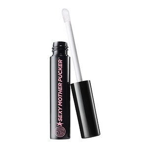 Soap & Glory Super-Colour Sexy Mother Pucker Lip Plumping Lip Gloss, Chocolate Orange, Clear