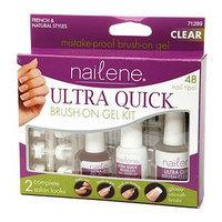 Nailene Ultra Quick Brush-On Gel Kit