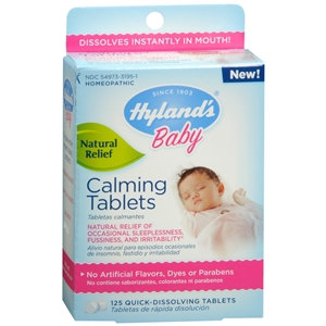 Hyland's Baby Calming Tablets, 125 ea