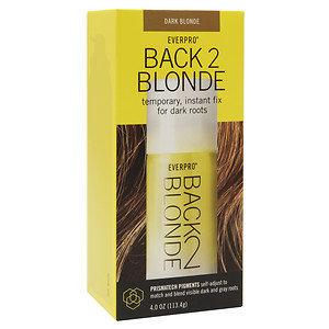Biocosmetics Everpro 4 oz Dark Blonde Hair Coloring Temporary Hair Color