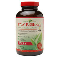 Amazing Grass Berry Raw Reserve Green SuperFood - 30 Servings, Berry