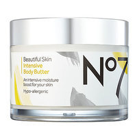 Boots No7 Beautiful Skin Intensive Body Butter, 0, 10.2 oz
