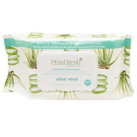 Petal Fresh White Radiance Brightening Aloe Vera Moisturizing Cleansing Wipes